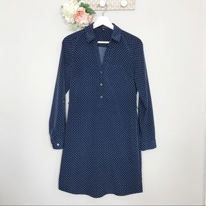 The Limited Popover shirt dress size xs